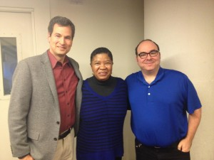 David Pogue, Dee Perry, & Jared Bendis