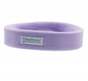 sleepphones wireless lavender